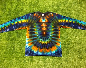Ice Dyed Long Sleeve