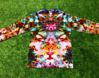 Snow Dyed Long Sleeve
