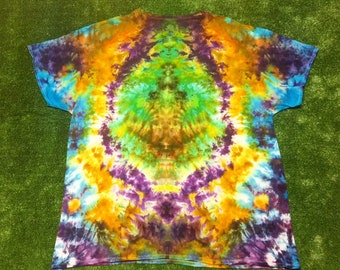 Ice Dyed Tshirt