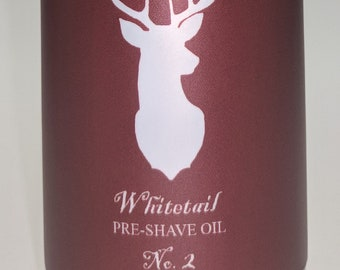 Whitetail Pre-Shave Oil No. 2