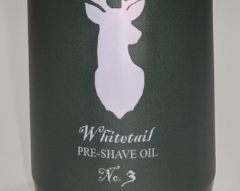 Whitetail Pre-Shave Oil No. 3
