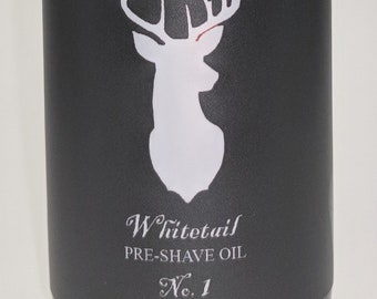 Whitetail Pre-Shave Oil No. 1