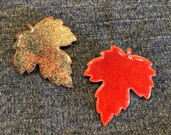 Matisse Fall Leaves Scatter Pins
