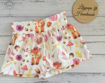 Foxes Evie Shorts