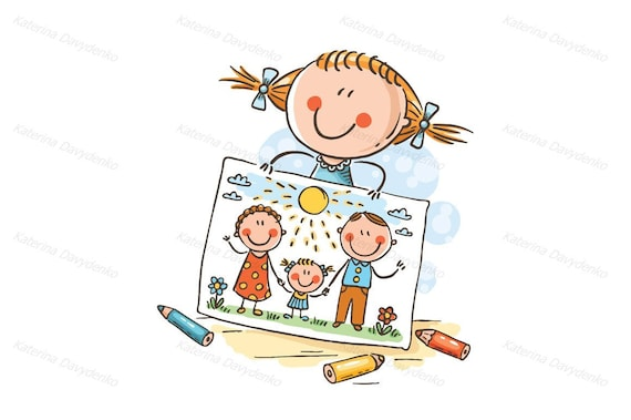 Image result for great drawn children pictures