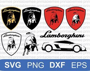 Lamborghini Png Etsy