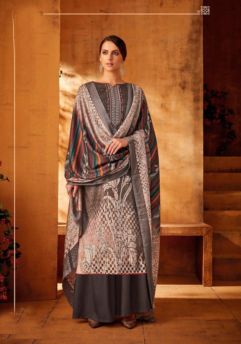Indiann Traditional Pakistani Women Girls Salwar Kameez Embroidery Designer Bollywood Wedding Dress Material Ready to Wear