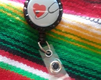Stethoscope Listening to Heart