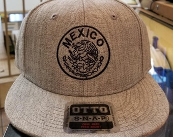 219bf9d8c57 Mexican eagle hat