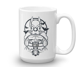Batman Bot.Man Mug