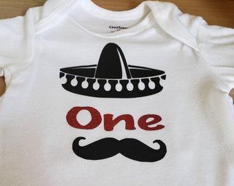 First birthday onsie- One