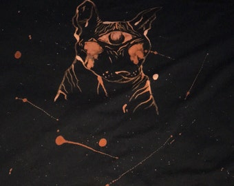 Demonised Cat T-shirt