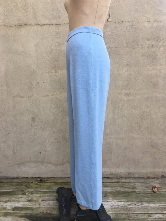 90's Vintage St. JOHN COLLECTION Knit Pants in Li… - image 3