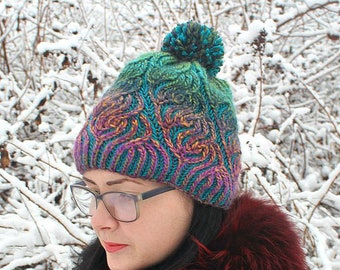Warm Hat Brioche