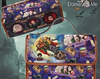 Hocus Pocus ∙ Sanderson Sisters ∙ Just a Bunch of Hocus Pocus ∙ Messenger ∙ Handbags ∙ Commuter∙ Satchel ∙ Laptop Bag ∙ Umbrella ∙ Wallet