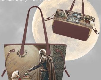 Baby Yoda ∙ Shoulder Bag ∙ Mandalorian ∙ The Child ∙ The Way ∙ Umbrella ∙ Steampunk Bag ∙ Messenger ∙ Doctor Bag ∙ Commuter Tote ∙ Wallet