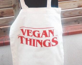 Fabric Bag Vegan Things