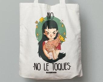 Cloth bag. Eco Cotton.