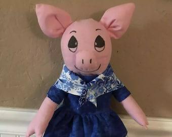Little Girl Pig