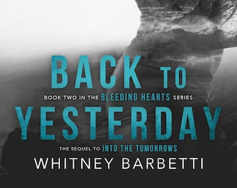 Signed Paperback of Back to Yesterday