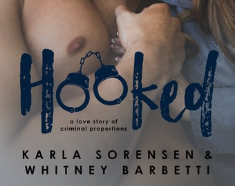 Signed Paperback of Hooked