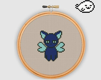 Cardcaptor Sakura - Suppie/Spinel Sun - Cross Stitch PATTERN