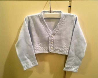 Sweater for girls 18-24 months
