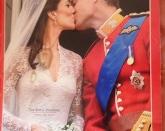 Commemorative Issue Royal Wedding May 16, 2011 William & Kate