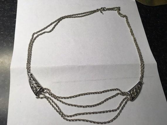 Arthur Mohrle Double Row Cuff Bracelet Sterling Silver Germany