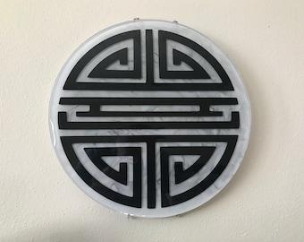 Longevity Feng Shui Symbol