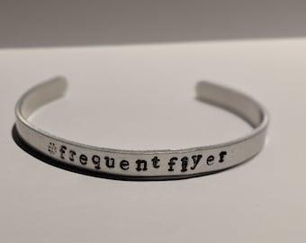 Frequent Flyer Bracelet
