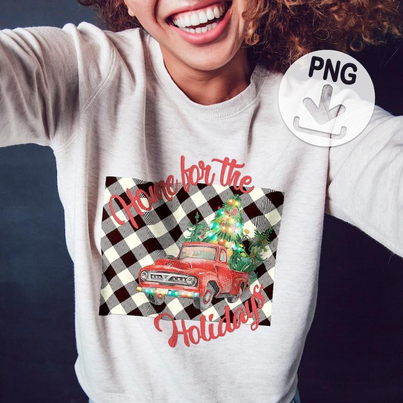 Sublimation Designs Download Printable Digital Clipart Mug Wyoming Home for the Holidays PNG Shirt Christmas Sweatshirt Iron On