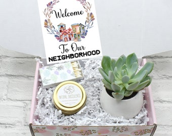 New Neighbor Gift Etsy