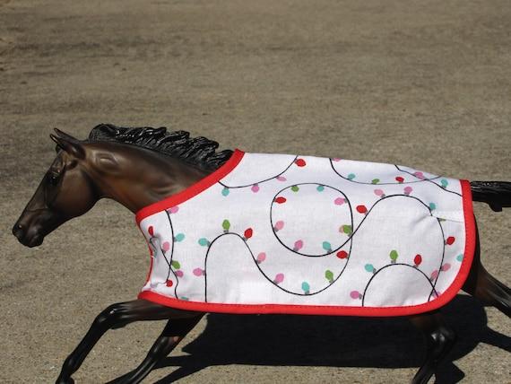 Blanket for Breyer /& Peter Stone traditional sized model horses