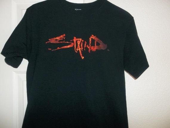 VERY RARE STAIND Band FanClub Tshirt