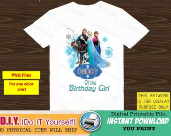 Elsa Frozen Girls #1. GIRLS Birthday Shirts Frozen Birthday Shirt Anna and Olaf FROZEN Birthday Party,ADD any name and age FAMILY Matching Shirts