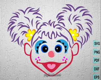 Abby Cadabby Png Etsy