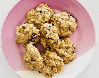 Homemade Organic Lactation Cookies - One Dozen