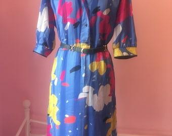 Funky vintage dress