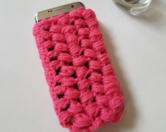 Cell Phone Sleeping Bag //  Cell Phone Cozy // Cell Phone Protector // Cell Phone Case