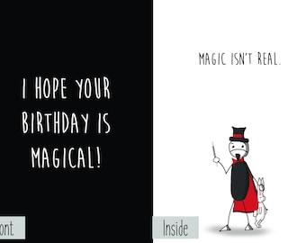 Dark Humor Birthday Etsy