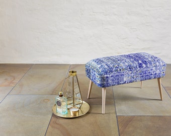 The Large Contemporary Foot Stool