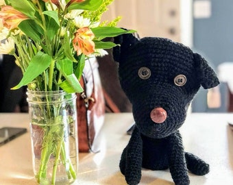 Custom-made doll of your pet