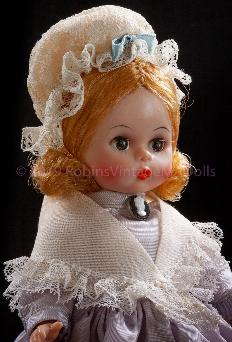 Cameo Lady 10/'/' Madame Alexander Doll,Made for Collectors United  New NRFB