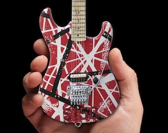 751ba05cbf84 EVH 5150 Eddie Van Halen Mini Guitar Replica Collectible - Officially  Licensed