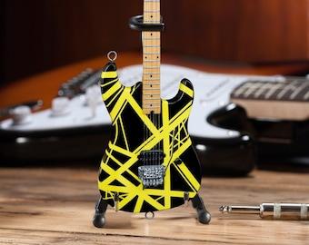 EVH Frankenstein Eddie Van Halen Mini Guitar | Etsy