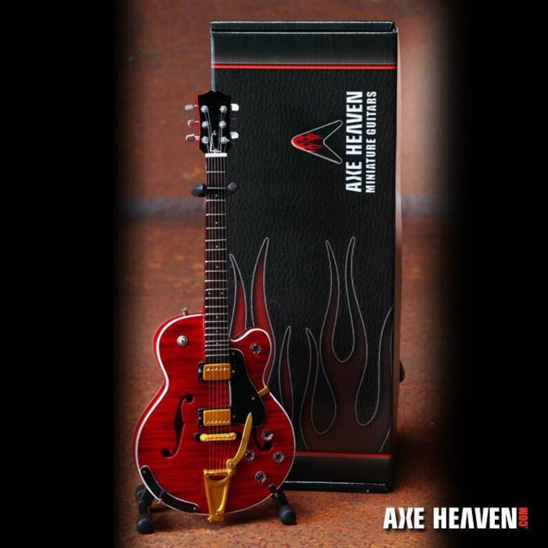 c9ba17e8659 Chet Atkins Signature Hollowbody Miniature Guitar Replica