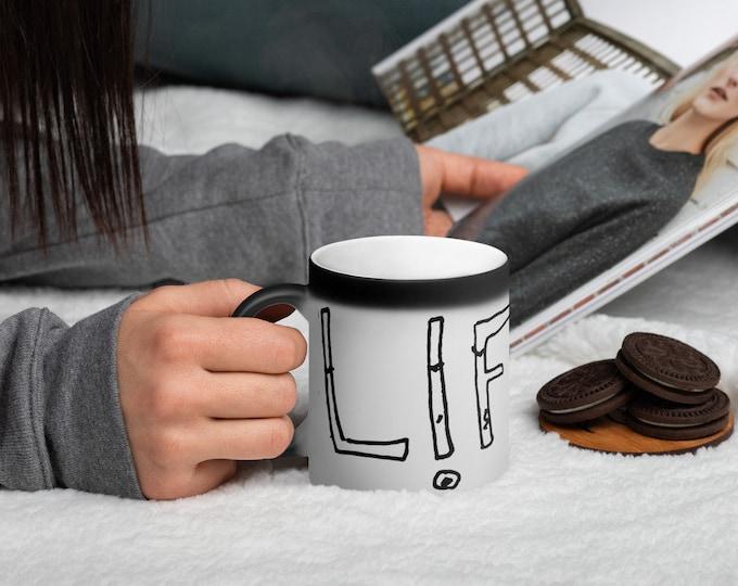 The magic mug