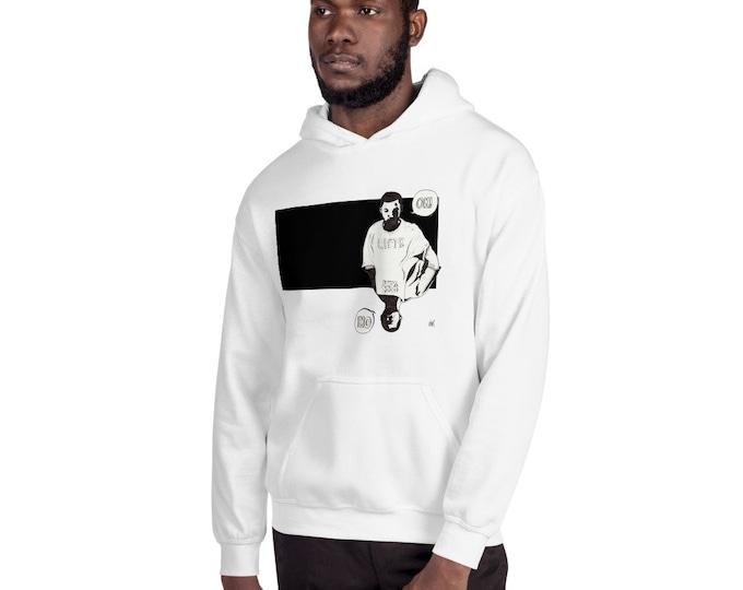 The cool hoodie