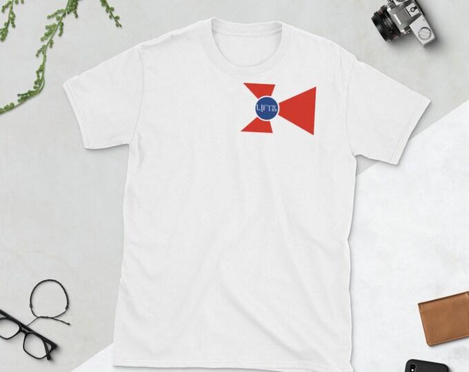 The flag (white)